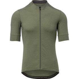 Giro New Road Jersey Herren olive heather
